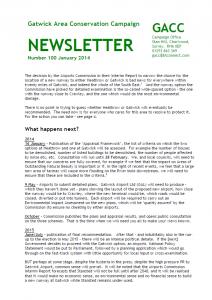 GACC Press Release 01-01-14