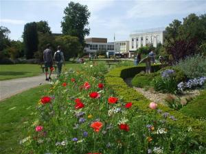The Memorial Gardens – June 2012