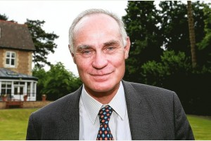 SPEAKING OUT: Reigate MP Crispin Blunt