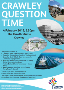 Question Time 2015