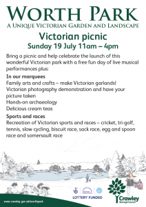 Worth Park Victorian Picnic
