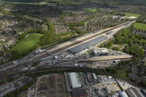 Siemens-three-bridges-traincare-facility-aerial-shot