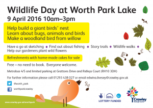 Wildlife Fun Day Poster