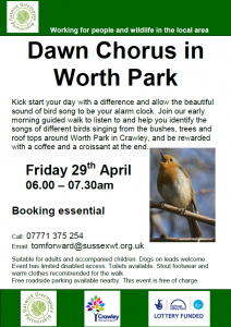 Dawn Chorus Worth Park16