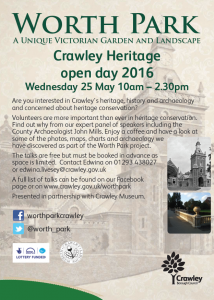 Crawley heritage day