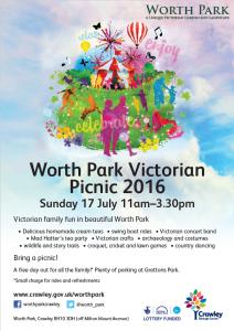 Victorian Picnic 2016